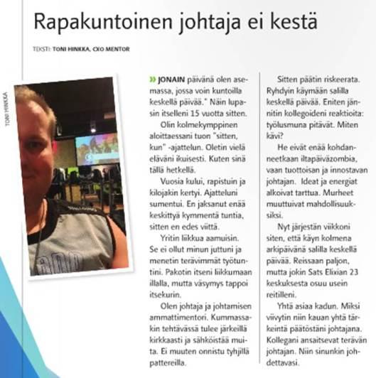 Meriitti Rapakuntoinen johtaja 01-2015